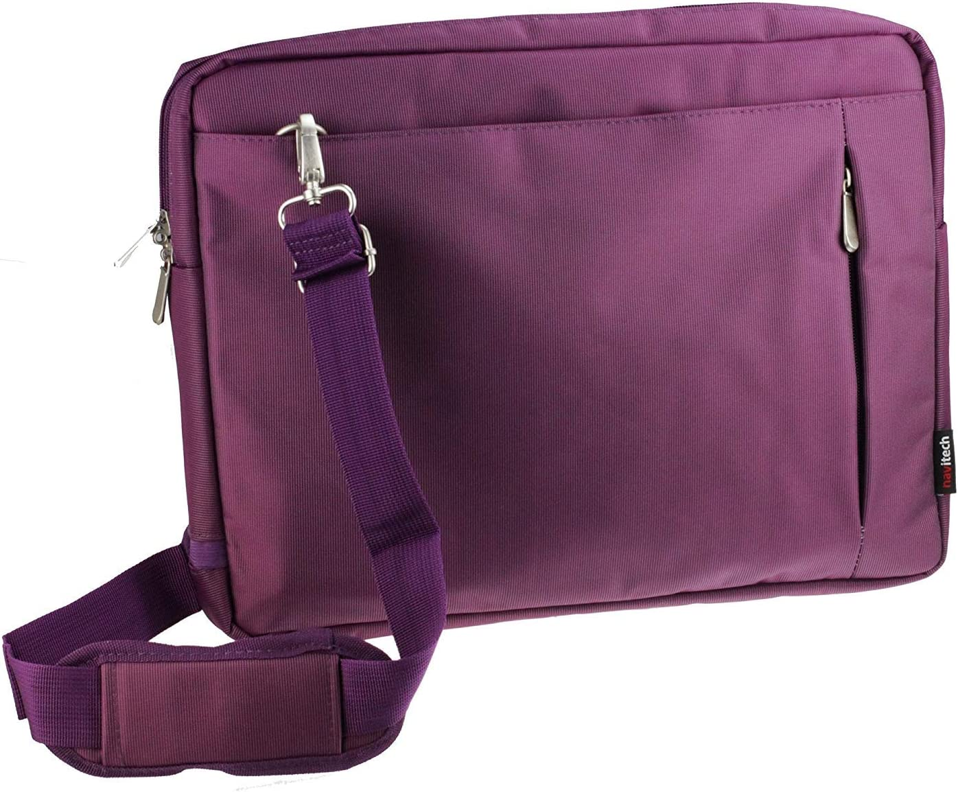 Navitech Purple Graphics Tablet Case//Bag Compatible with The XP-Pen G640 6x4 inch Drawing Tablet