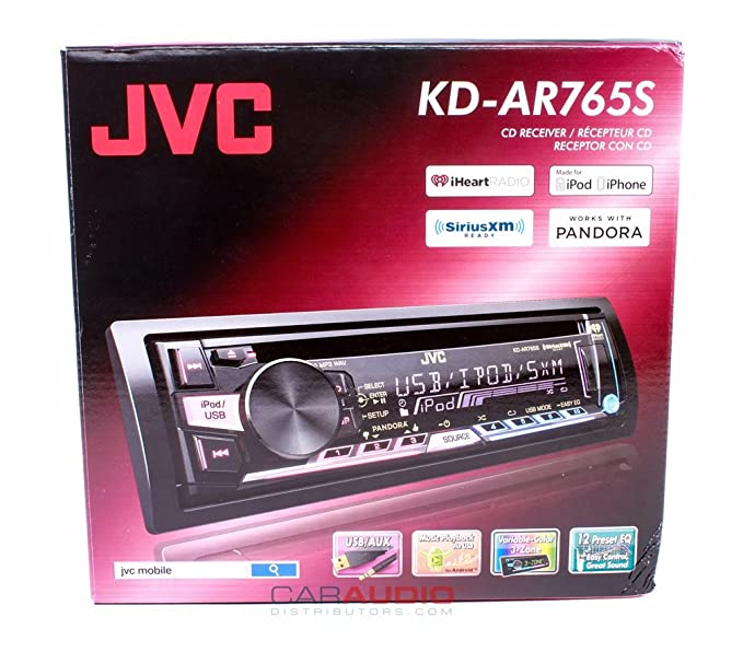 JVC KD-AR765S RECEIVER TREIBER WINDOWS 8