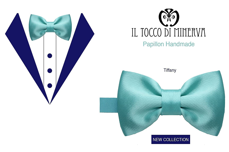 Pajaritas Corbata de lazo Hombre Tiffany Hecho a Mano Made in ...