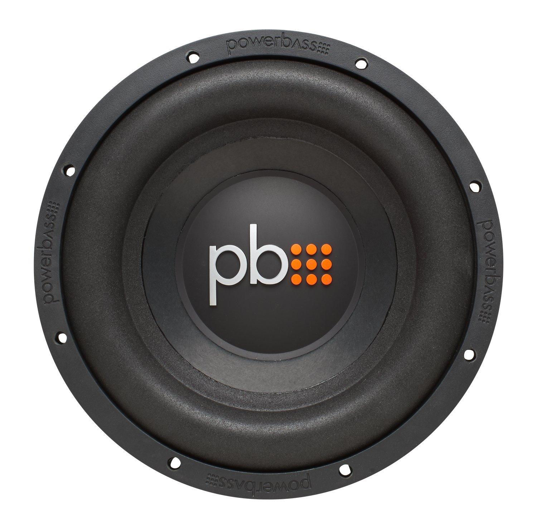 amazon com powerbass s 1004d 550w max 10 dual 4 subwoofer rh amazon com