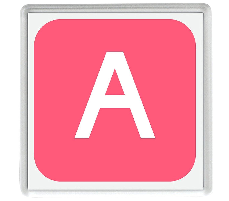 IamEngland Cuadrado Negativo Letra Latina mayúscula un Emoji 58mm ...