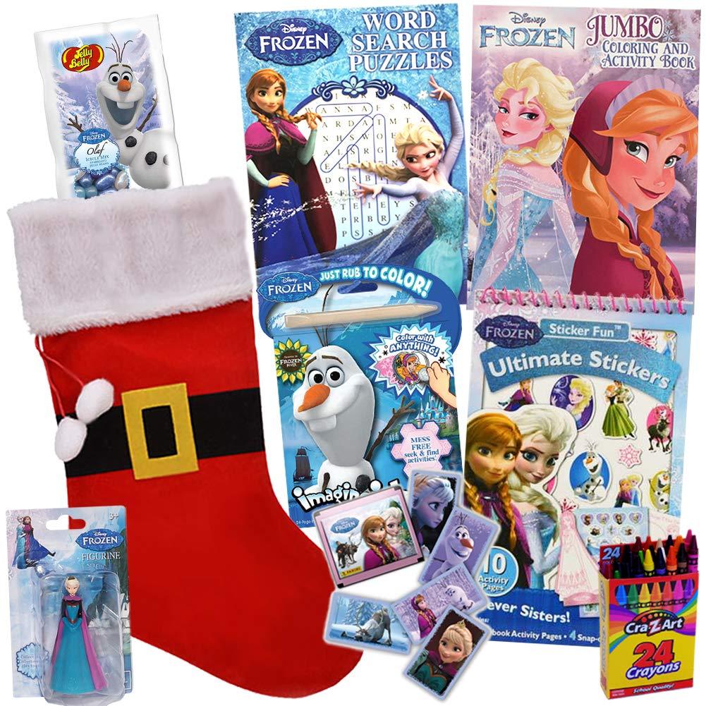 Amazon.com: ColorBoxCrate Frozen - Calcetín de Navidad, 9 ...