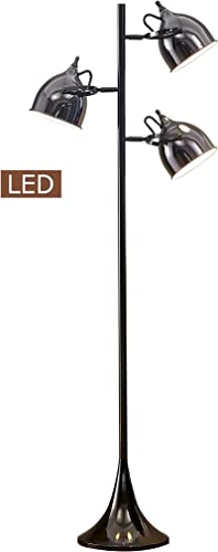 Artiva USA LED9938FJB Caprice LED Floor Lamp