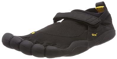 online retailer deeac 64c7f Vibram Fivefingers KSO Water Shoes (Black-Black-Black, 45 M) -