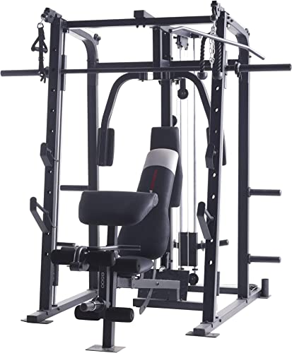 ICON Fitness Weider PRO 8500 Smith Cage Box1