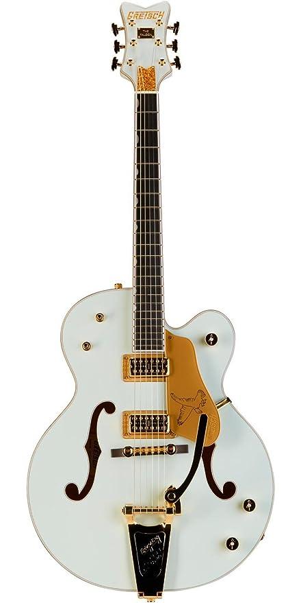 GRETSCH guitarra g6136t Falcon Semi-Hollow guitarra eléctrica ...