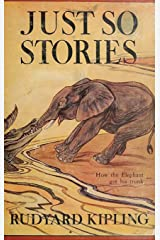 Just So Stories -Illustrated Hardcover
