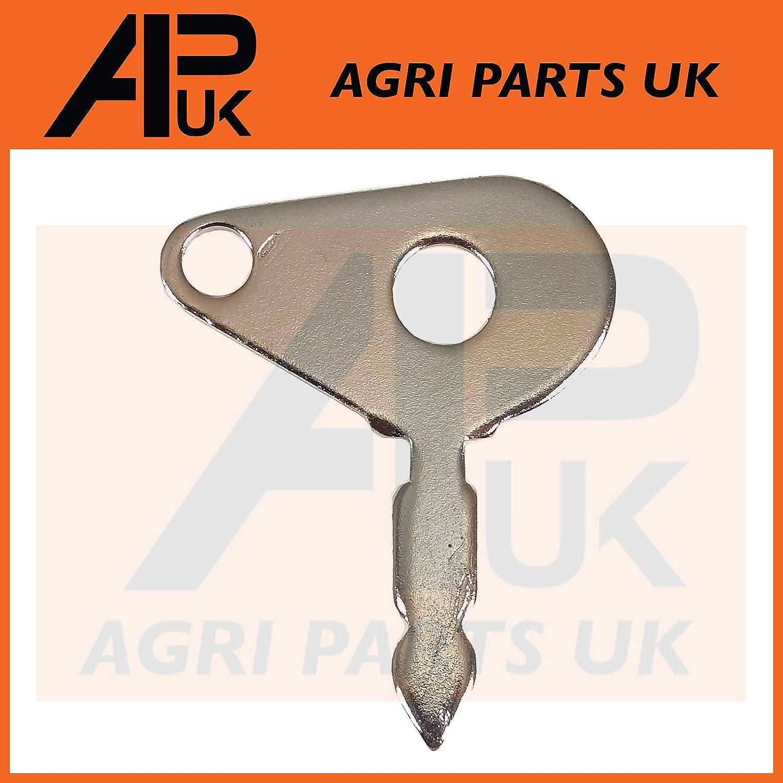 Universal Ignition Switch Key Tractor Digger Plant Forklift JCB Lucas Metal Agri Parts UK Ltd