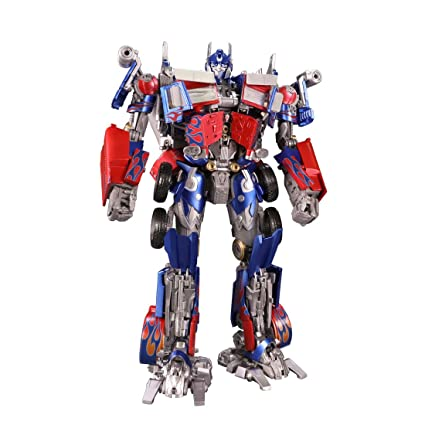 Amazon.com: Transformers MPM-04 Optimus Prime: Toys & Games