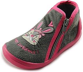 Bopy Amilou Marine Boy Slippers made in france