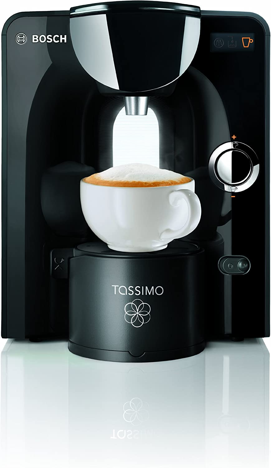 Bosch TAS5542UC Tassimo T55 Beverage System and Coffee Brewer