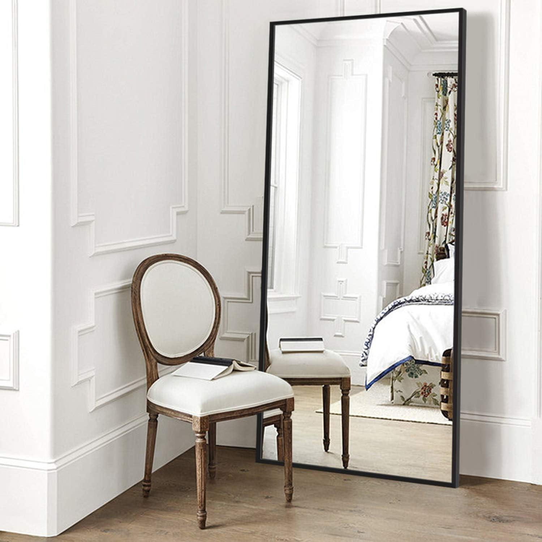 Amazon Com Elevens Full Length Floor Mirror 65 X22 Large