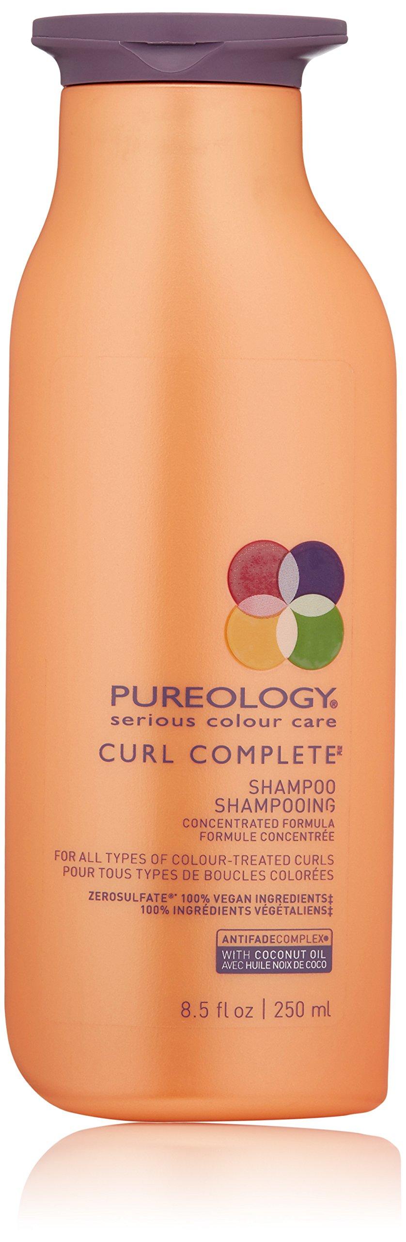 Pureology Curl Complete Shampoo, 8.5 Fl Oz