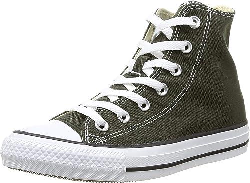 Converse Chuck Taylor All Star Hi, Baskets mode mixte adulte