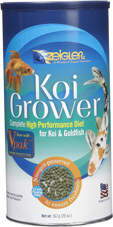 Zeigler Koi Grower - 20 oz