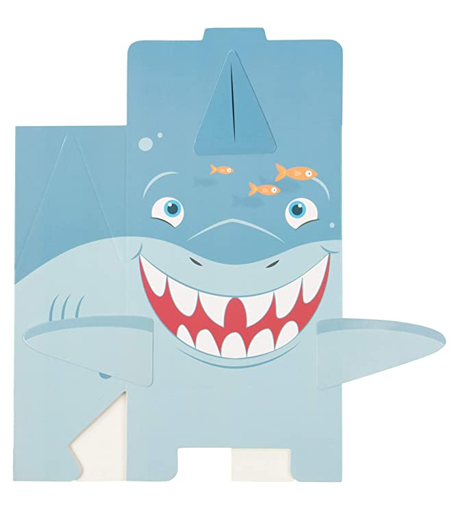 Amazon.com: Shark Favor Cajas – Pack de 24 cajas de papel ...