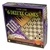 Classic Games Collection - 6 Deluxe Games