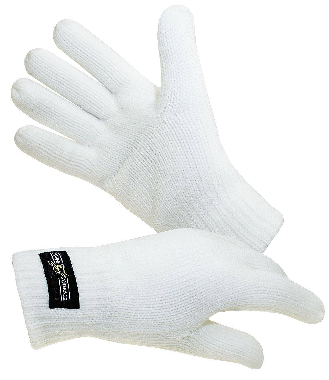 EveryHead Jungenhandschuhe Thinsulate Fingerhandschuhe Strickhandschuhe Winterhandschuhe isoliert Fleecefutter für Kinder (EH-57757-W17-JU2) inkl Hutfibel