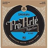 D'Addario Pro-Arte Nylon Classical Guitar Strings, Hard Tension (EJ46)