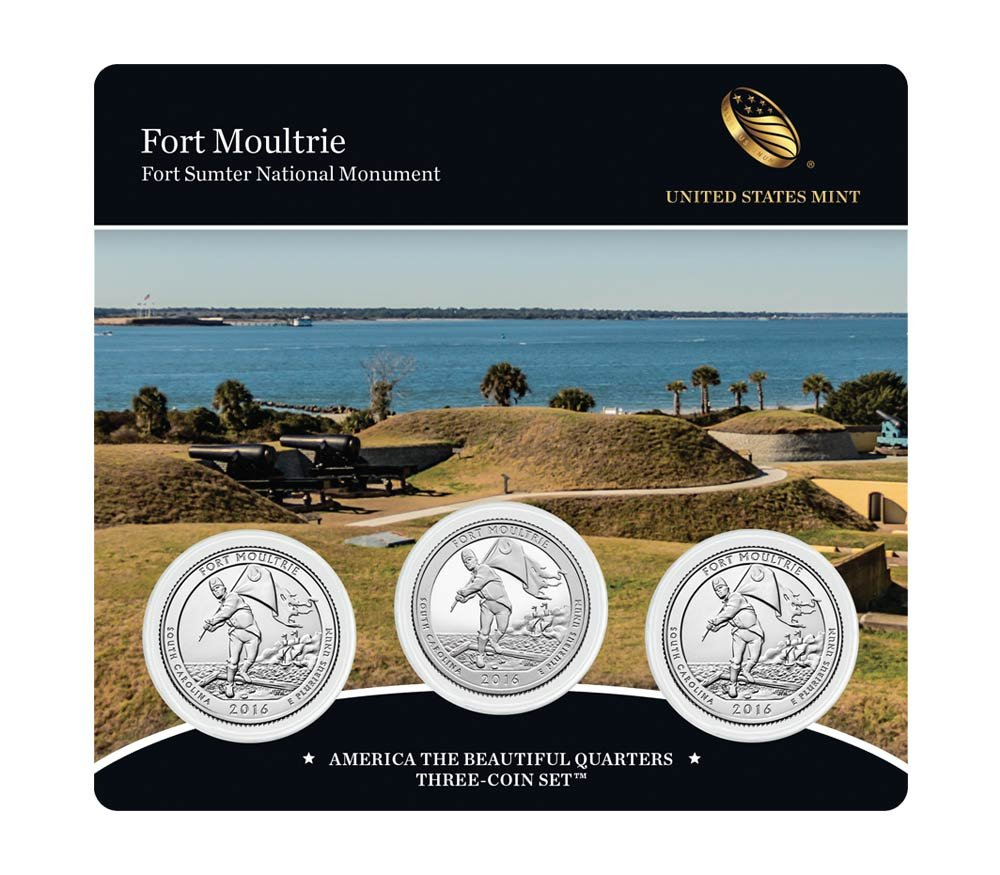 2011 2012 P+D+S America the Beautiful National Parks ~ Proof Mint Set