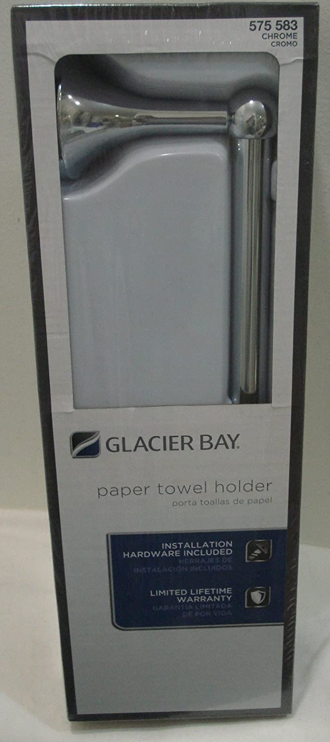 Amazon.com: Glacier Bay Paper Towel Holder Chrome: Industrial & Scientific