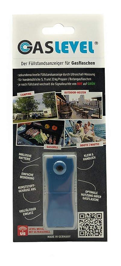 Gaslock GL-3001-21 - Indicador de nivel para bombonas de gas: Amazon.es: Bricolaje y herramientas