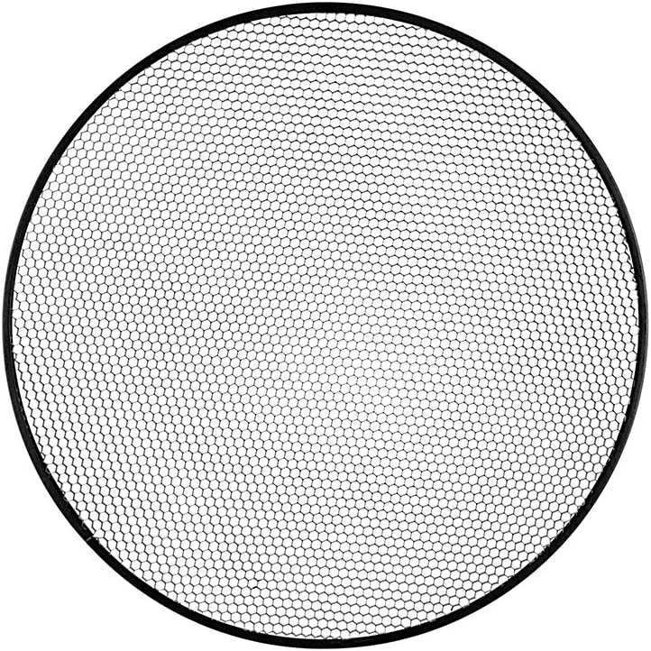 Fotodiox Pro Metal Honeycomb 18-inch Grid 50 degree for the FACTOR Jupiter18 VR-2500ASVL Studio Light