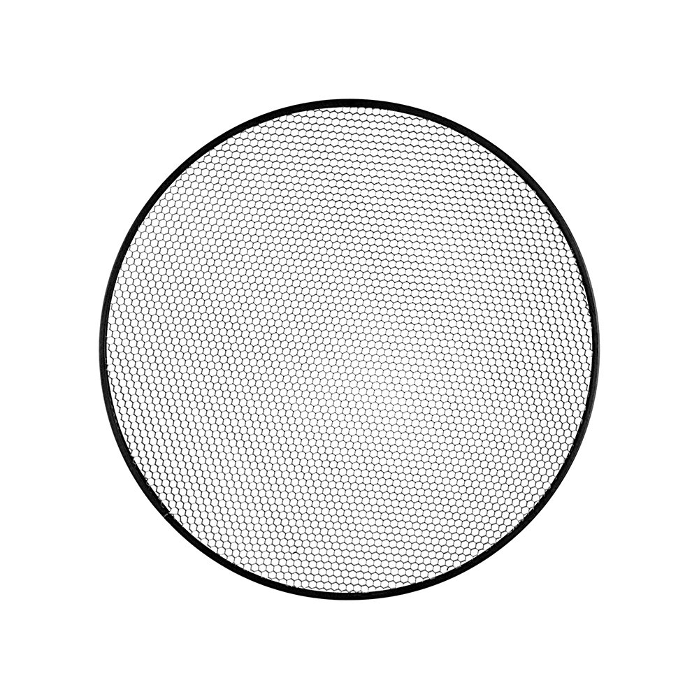 Fotodiox Pro Metal Honeycomb 18-inch Grid (50 degree) for the FACTOR Jupiter18 VR-2500ASVL Studio Light by Fotodiox