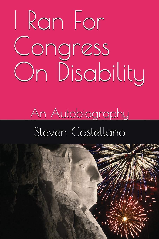 I Ran For Congress On Disability: An Autobiography pdf epub