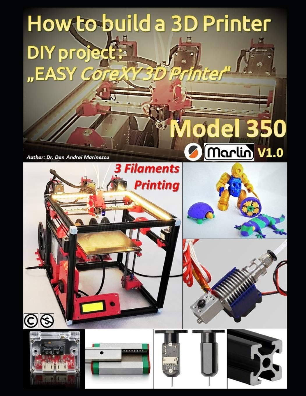 How to build a 3D Printer: DIY project :