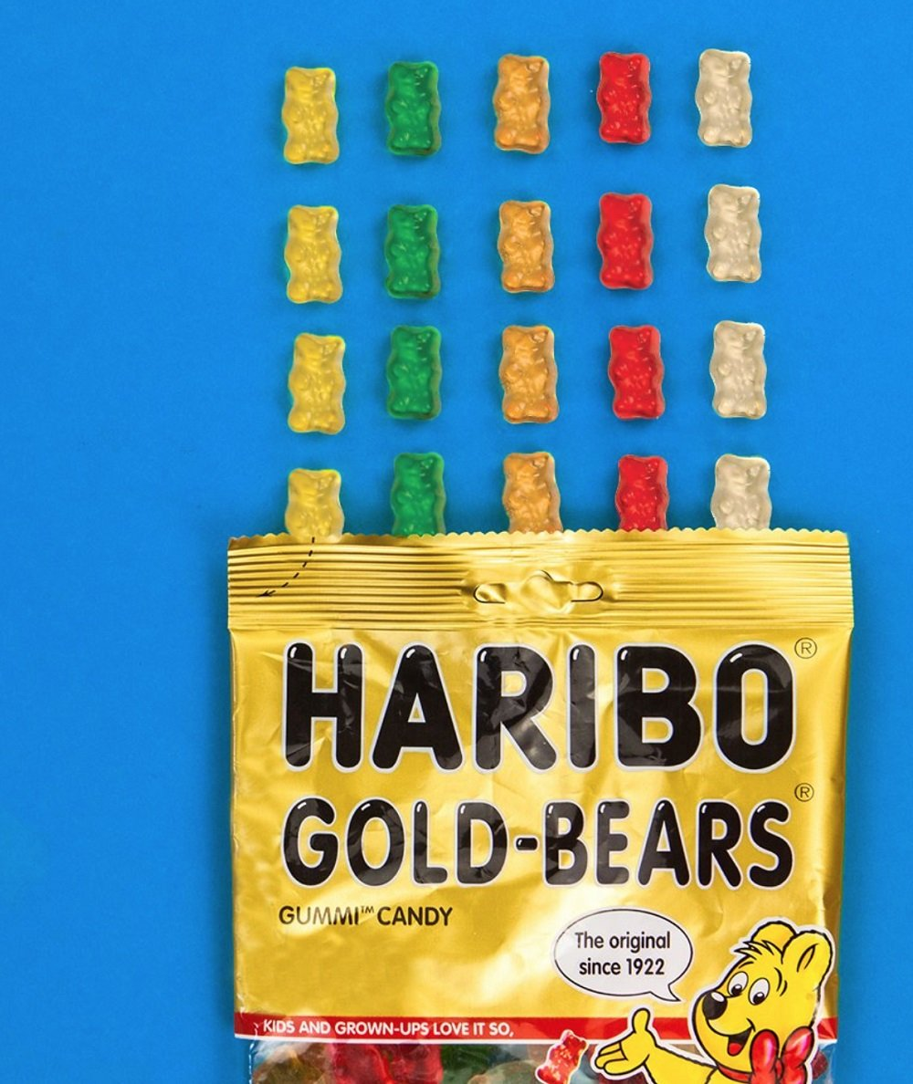 Haribo Goldbears Gummi Candy, 14 oz  (Pack of 12) by Haribo (Image #3)