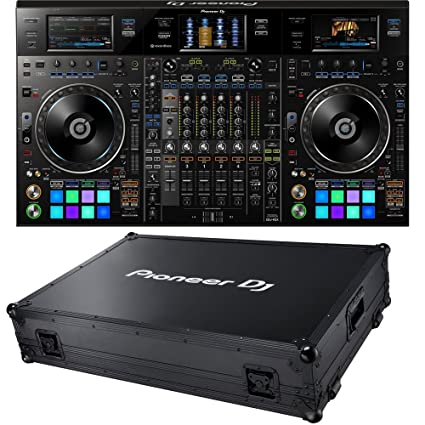 Amazon com: Pioneer DDJ-RZX 4-Deck DJ Controller w/Case