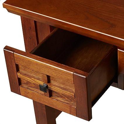Amazon Com Neela Executive Desk Kitchen Dining