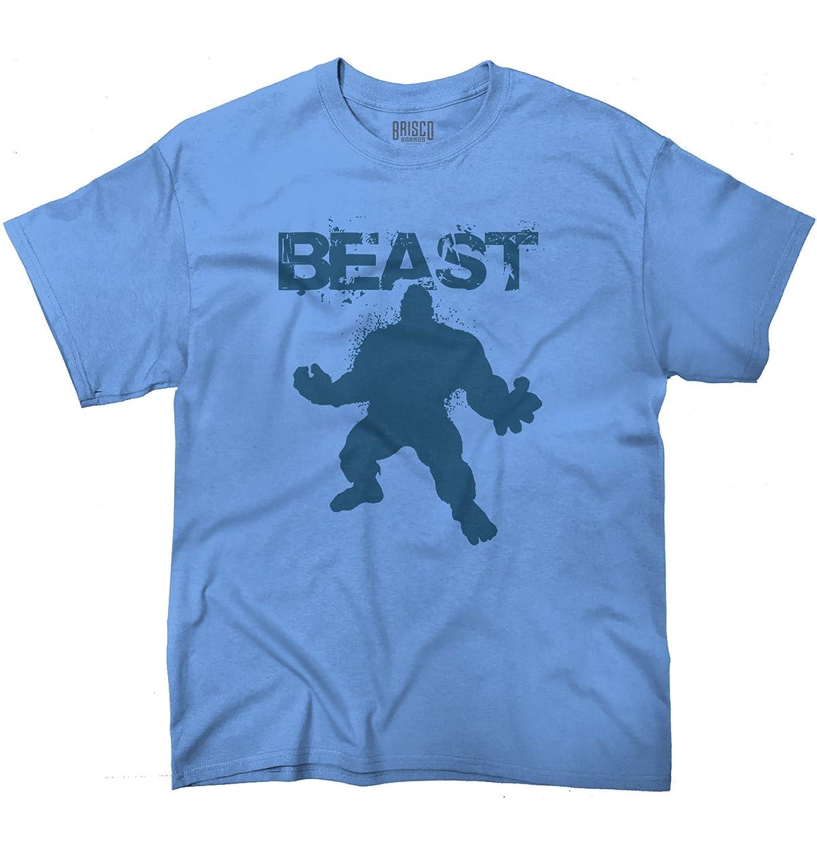 BEAST - Mode Workout T-Shirt Gym Fitness Muscle Bodybuilding T-Shirt