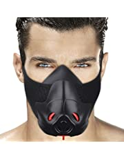 Sport Workout Hypoxic Breathing Resistance Mask Fitness Running Mask