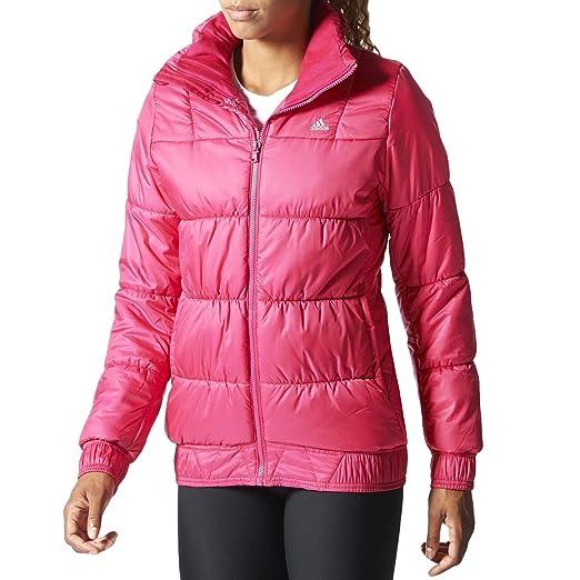 Adidas - Abrigo Acolchado de Mujer (Ligero): adidas: Amazon.es: Deportes y aire libre