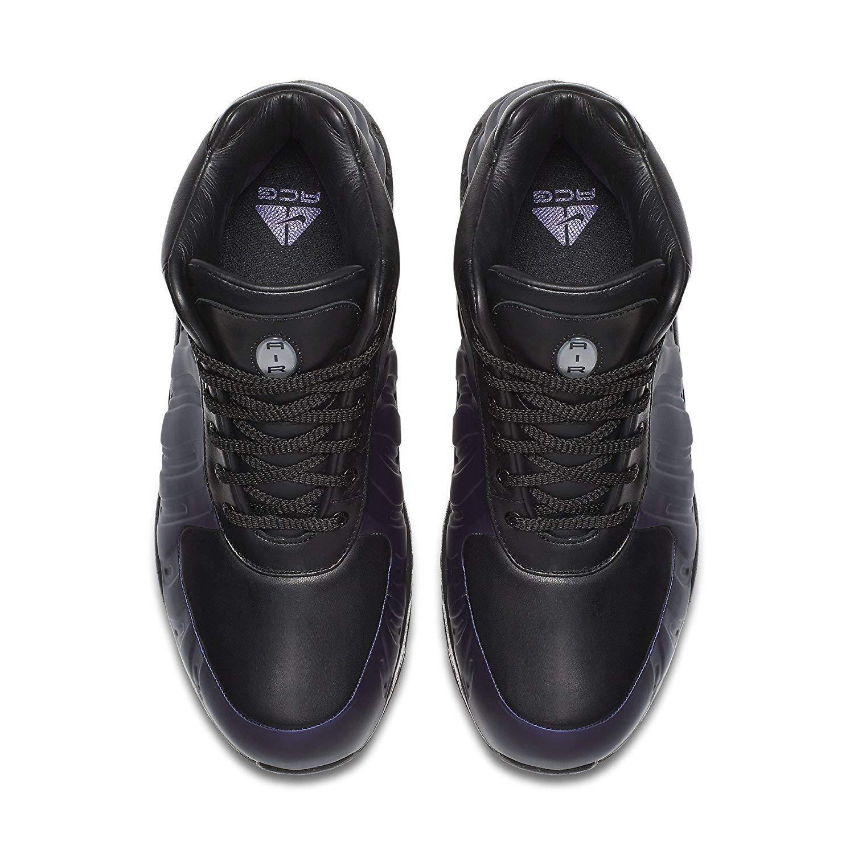 sports shoes b09c9 e630b Amazon.com   Nike Air Max Foamdome Varsity Purple Black 843749-500   Road  Running