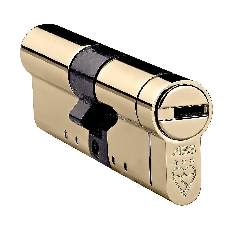 Cerradura cilíndrica de alta seguridad para puertas; hecha con plástico ABS, de cromo, por Avocet: Amazon.es: Bricolaje y herramientas