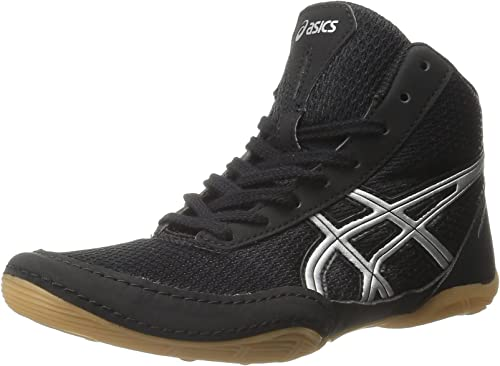 asics youth wrestling shoes size 1 75