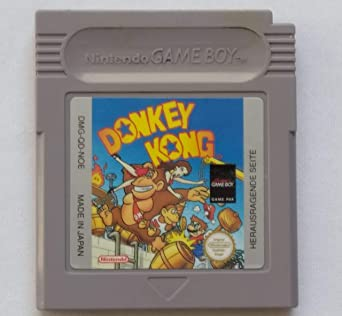 Donkey Kong Video Games