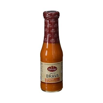 Ferrer - Salsa Brava - 320 gr