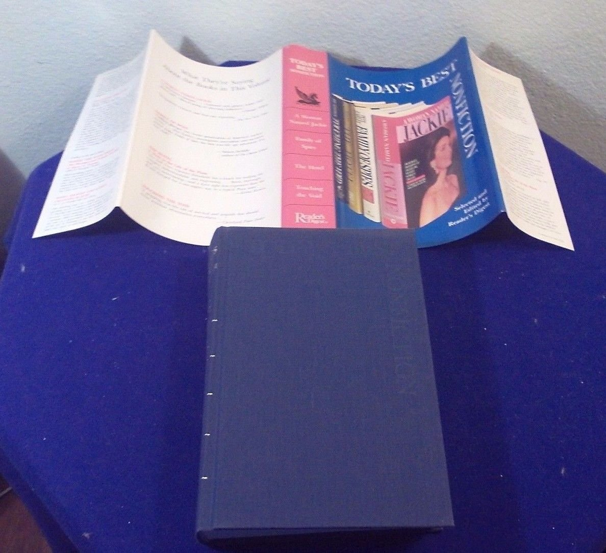 1989 READERS DIGEST TODAYS BEST NONFICTION VOL. 6 Hardcover Book Hardcover – January 1, 1989