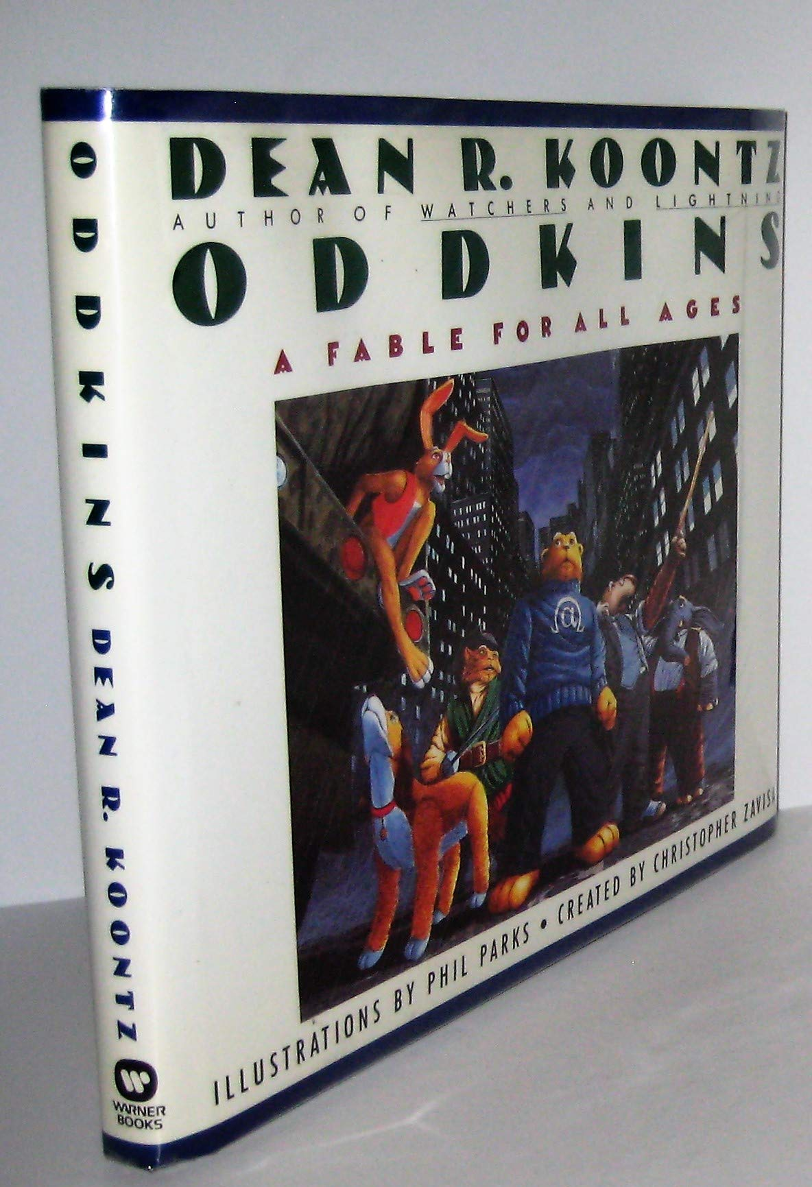 Oddkins: A Fable for All Ages PDF
