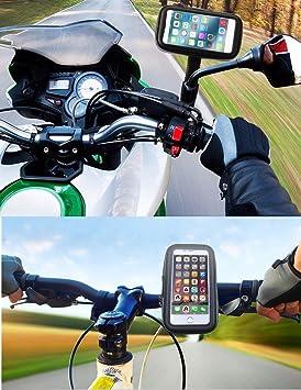 Soporte movil moto compatible con samsung s9 nuevas sujeciones a ...
