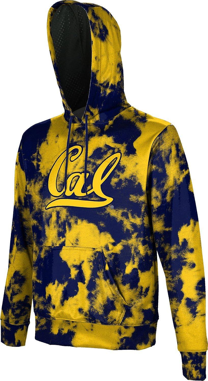 Grunge ProSphere UC Berkeley Cal Mens Pullover Hoodie School Spirit Sweatshirt