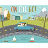 Bendon On The Go Learning Activity Interactive Transportation Toy Board Book Learning Toy