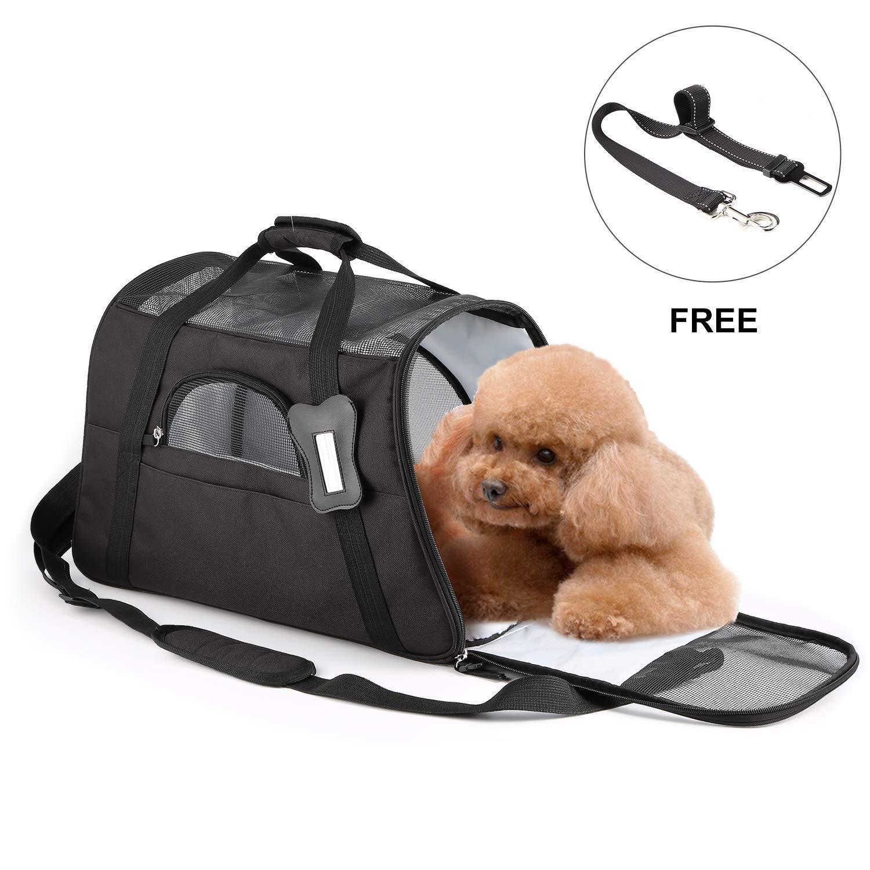 OUTAD Bolsa de Transporte para Mascotas Perros Gatos Transportín Plegable (L) product image