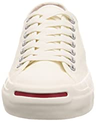 Jack Purcell WR Canvas R: White / Red