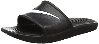 16df2811dcd6 Nike Men s Kawa Shower Beach   Pool Shoes  Amazon.co.uk  Shoes   Bags