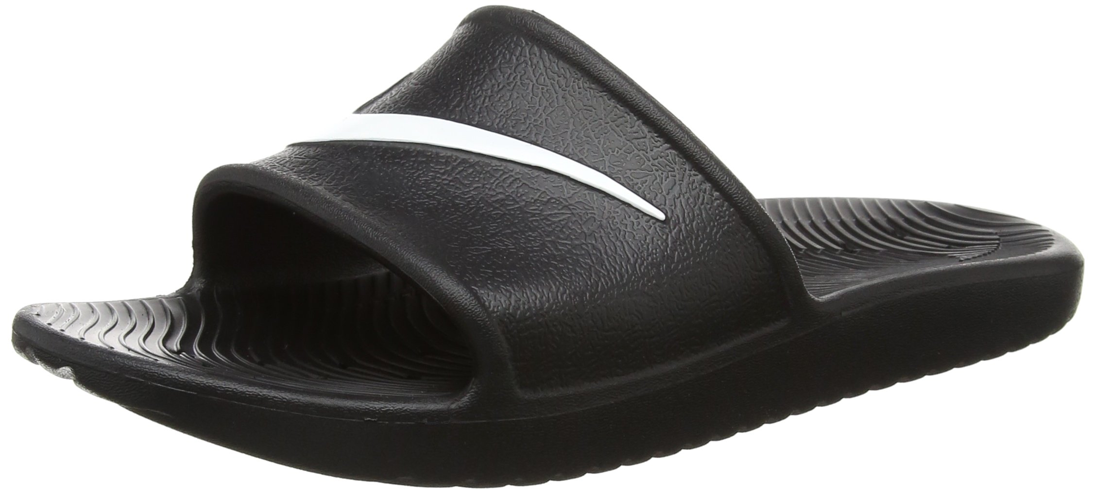 Nike Kawa Shower Slide Sandals Black/White Men's Size 10